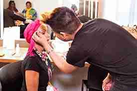 Reba Makeup